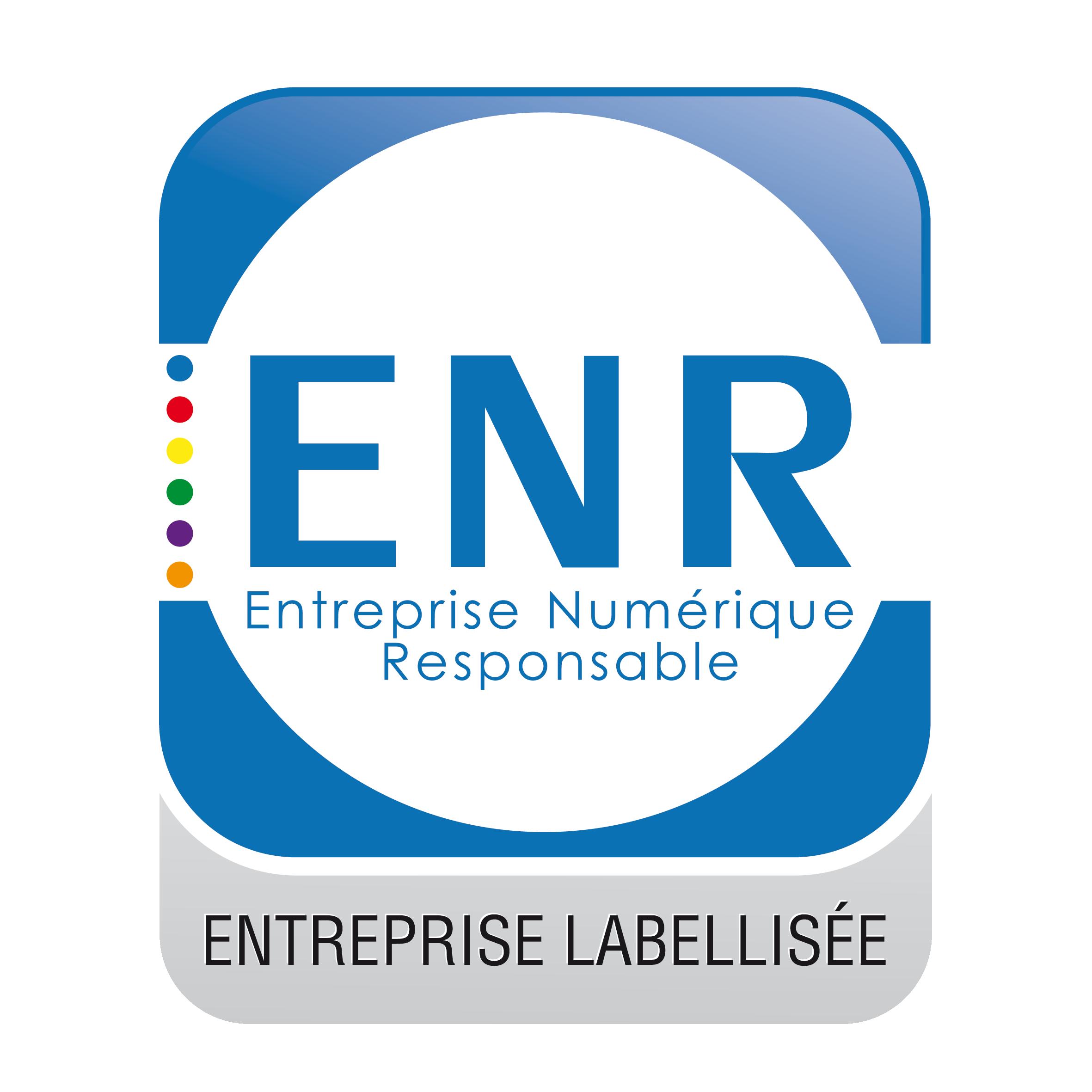 Entreprise labellisée ENR