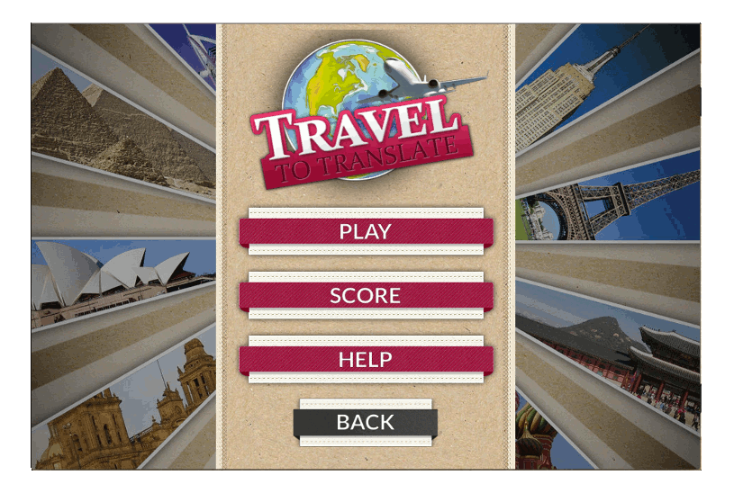 Travel to Translate