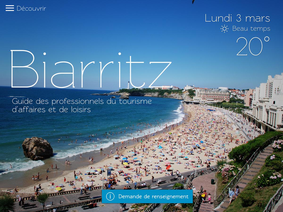 Biarritz Congrès